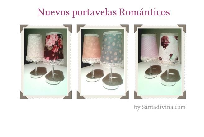 Portavelas Santadivina